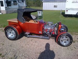 For Sale, 1923 Ford T Bucket convertible