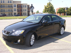 2008 Lexus IS -250-AWD-Cuir package-Toit -NON ACCIDENT-ONE OWNER