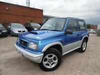 SUZUKI VITARA JX 4U2 LTD EDN 1.6 PETROL 4X4 MANUAL