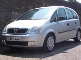 Vauxhall/Opel Meriva 1.4i 16v Life 2005(55) 5 Door Hatchback