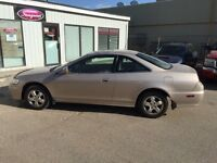 2001 HONDA ACCORD **139K** ((((PRICED TO SELL//SUNROOF)))