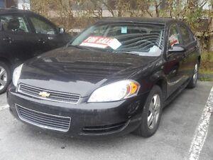 2011 Chevrolet Impala Sedan