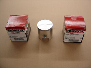 Wiseco Piston Kits For Suzuki RM125