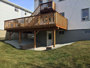 Beautiful Duplex, Dartmouth with Large Backyard