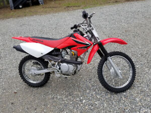 Motor bike 2008 Honda CRF 80