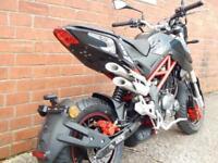 BENELLI TNT125 SPORTS MOTORCYCLE
