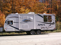 2011 apex camper negociable ....PRIX REDUIT !!!!