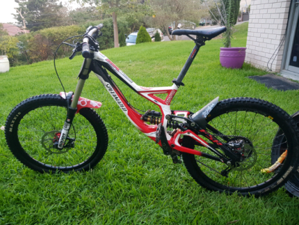 Specialized Fsr Demo II Downhill with Enduro Setup2019 components Queenscliff Manly Area Preview