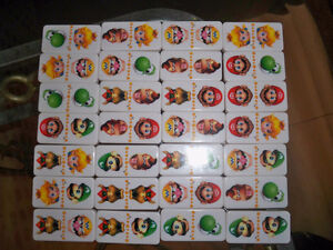 Nintendo 28 Super Sized Dominoes Sababa Toys 2004 Super Mario Se Windsor Region Ontario image 5