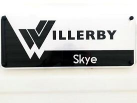 Willerby Sky New Static caravan Holiday Holme on the Yorkshire Coast Bridlington