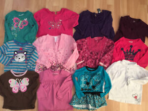 Girl Clothing Lot - Size 3T