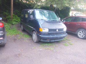 Hi.i have a 1994 Eurovan 7 seater 2.4 D in running order.body ha