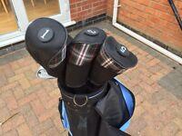 Full Set of Ladies Golf clibs