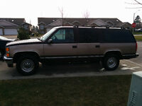 1996 Chevrolet Suburban LS 6.5 Turbo Diesel EXCELENT CONDITION