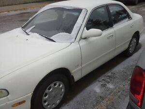 1995 Mazda 626 cronos Sedan