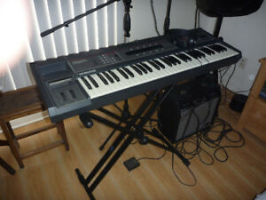 Ensoniq SQ80,  Vintage Synths, Analog