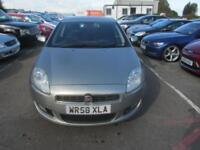 2008 Fiat Bravo Hatch 5Dr 1.9Multijet 120 DPF Dynamic Diesel beige Manual