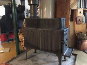 Reginald Wood Stove for Home Heating