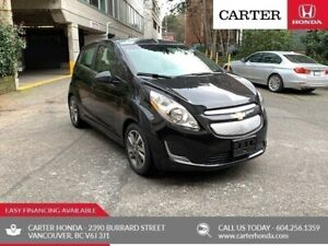 2016 Chevrolet Spark EV 2LT + SPRING CLEARANCE + QUICK CHARGE!