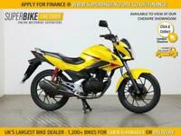 2017 66 HONDA CB125F - BUY ONLINE 24 HOURS A DAY