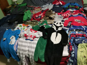 Great condition! 2T Boys summer + WINTER clothing lot