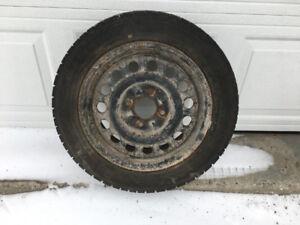 Steel Rims for winter tires