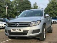 2012 Volkswagen Tiguan 2.0 S TDI BLUEMOTION TECHNOLOGY 4MOTION 5d 138 BHP Estate
