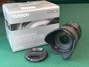Tamron 28-300 f/3.5-6.3 - PRICE DROP (Canon compatible) lens
