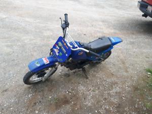 90 dirt bike parts or repair.