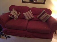 FREE Sofa Bed and large sofa