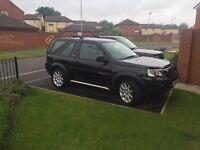 Land Rover freelander td2 reduced quick sale 1700