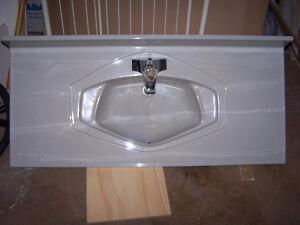 Marble Bathroom Counter top