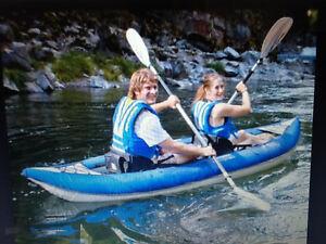 2 Person Inflatable Kayak