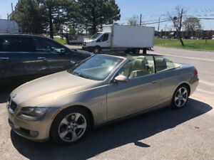 BMW 328 ic Convertible 2009