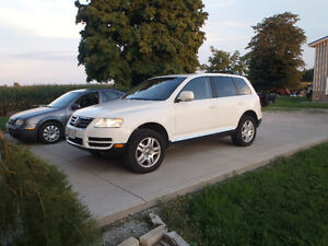 2006 Volkswagen Touareg SUV, Crossover