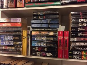 Stephen King books for sale...