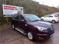 2014 Ssangyong Turismo 2.0 ES 5dr Tip Auto MPV Diesel Automatic