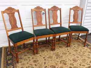 Antique Dining Room Chairs * Delivery Available *