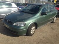 Vauxhall Astra long mot 295 no offers