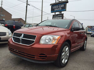 *CERTIFIED*2YRS WARRANTY*2007 Dodge Caliber SXT Wagon