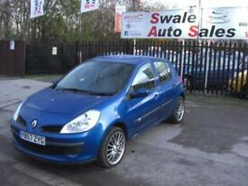 2008 57 RENAULT CLIO 1.1 EXPRESSION 5 DOOR IN VERY CLEAN CONDITION