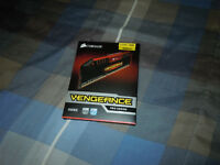 Corsair Vengeance Pro Red 8GB (2x4GB) DDR3 1866MHz CL9 DIMMs
