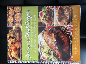 janeva's ideal recipes Cookbook