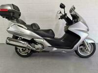 """""""61 Plate"""" Honda Silverwing FJS600"""