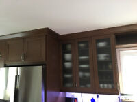Woodworking, flooring, trim and cabinet installation