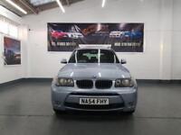 BMW X3 Blue Auto Diesel, 2004