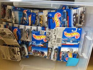 Collectible Hot Wheels Still in Packages!