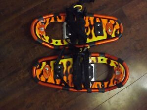 childs snowshoes 7x16 smallest you can get