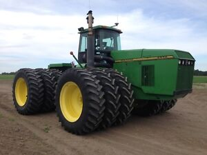 1994 8970 tractor