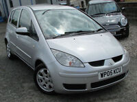 Mitsubishi Colt 1.5DI-D Equippe- Only 1 previous owner